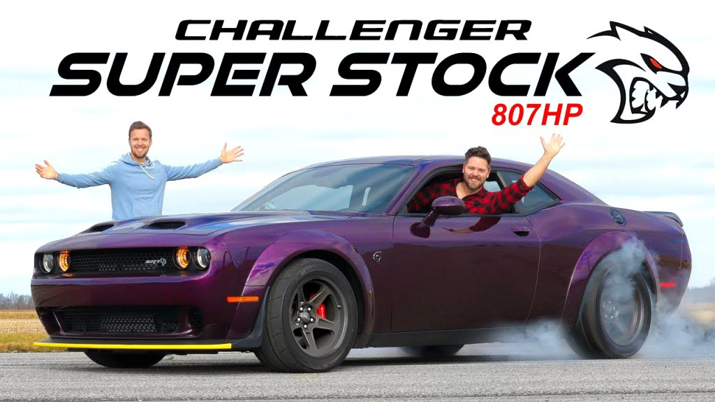 2021 dodge challenger youtube New Model and Performance