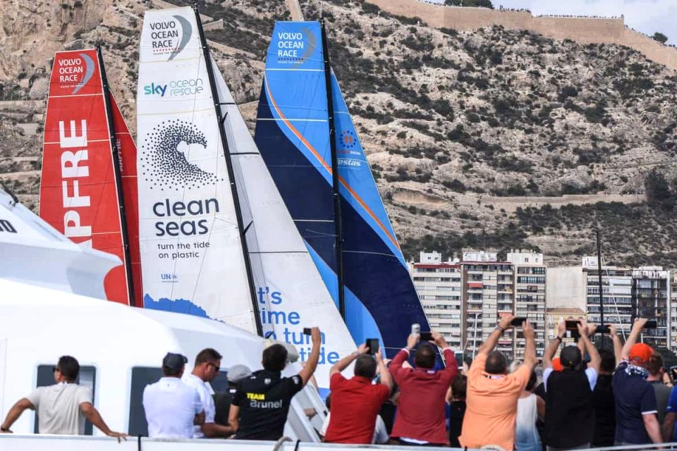 volvo ocean race newport 2021 Concept and Review