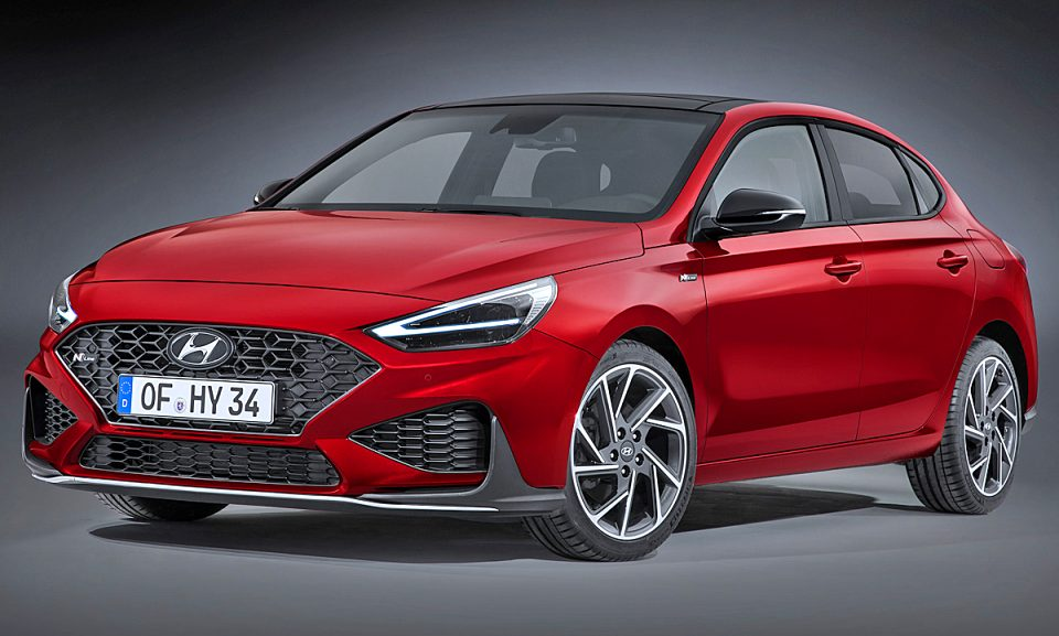 2021 hyundai fastback Overview