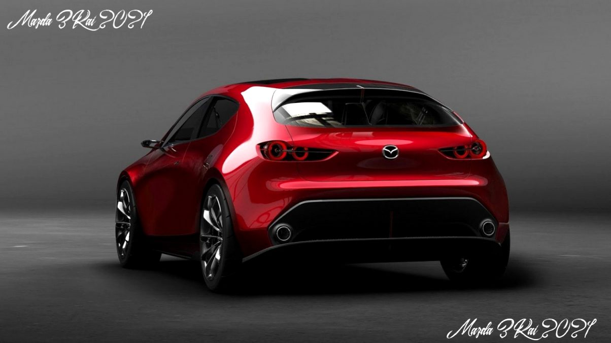 mazda kai 2021 specs Release Date and Concept