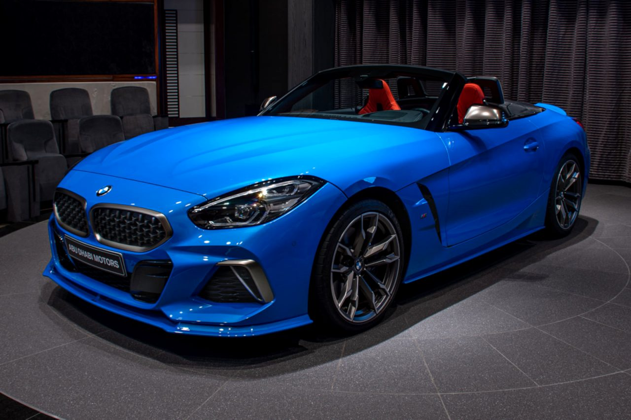 2021 BMW z4 m40i Redesign and Review