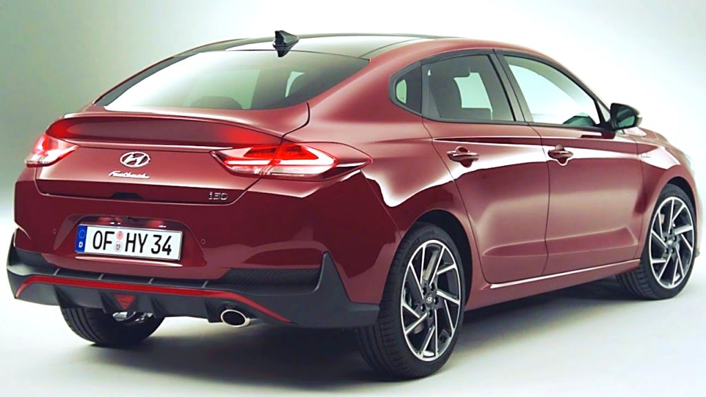 2021 hyundai fastback Concept and Review