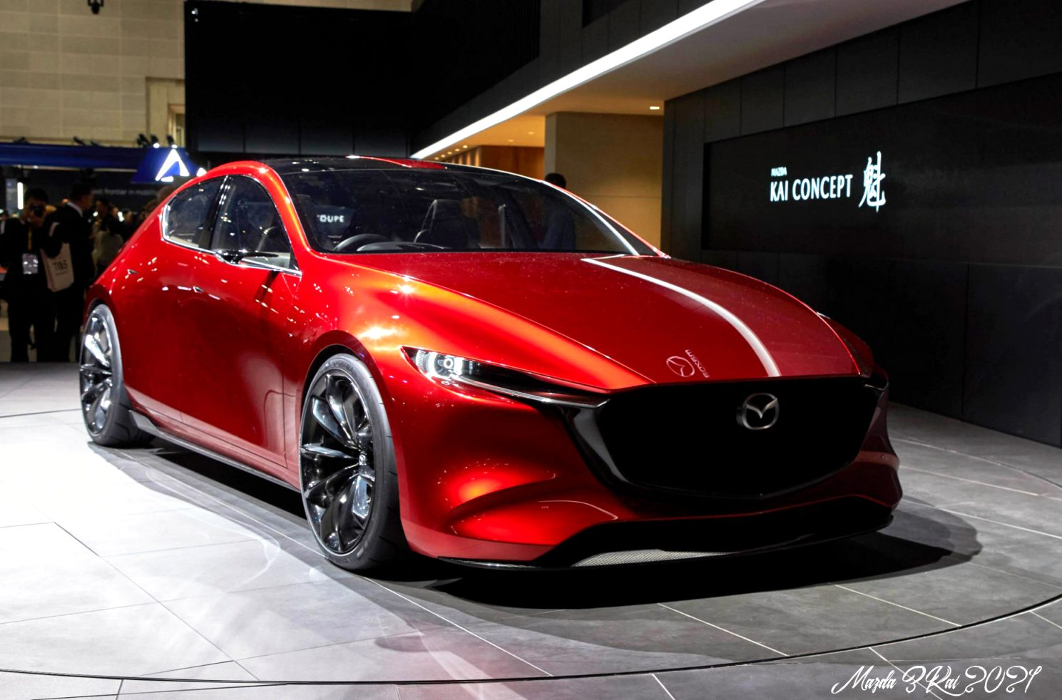 mazda kai 2021 specs Review and Release date