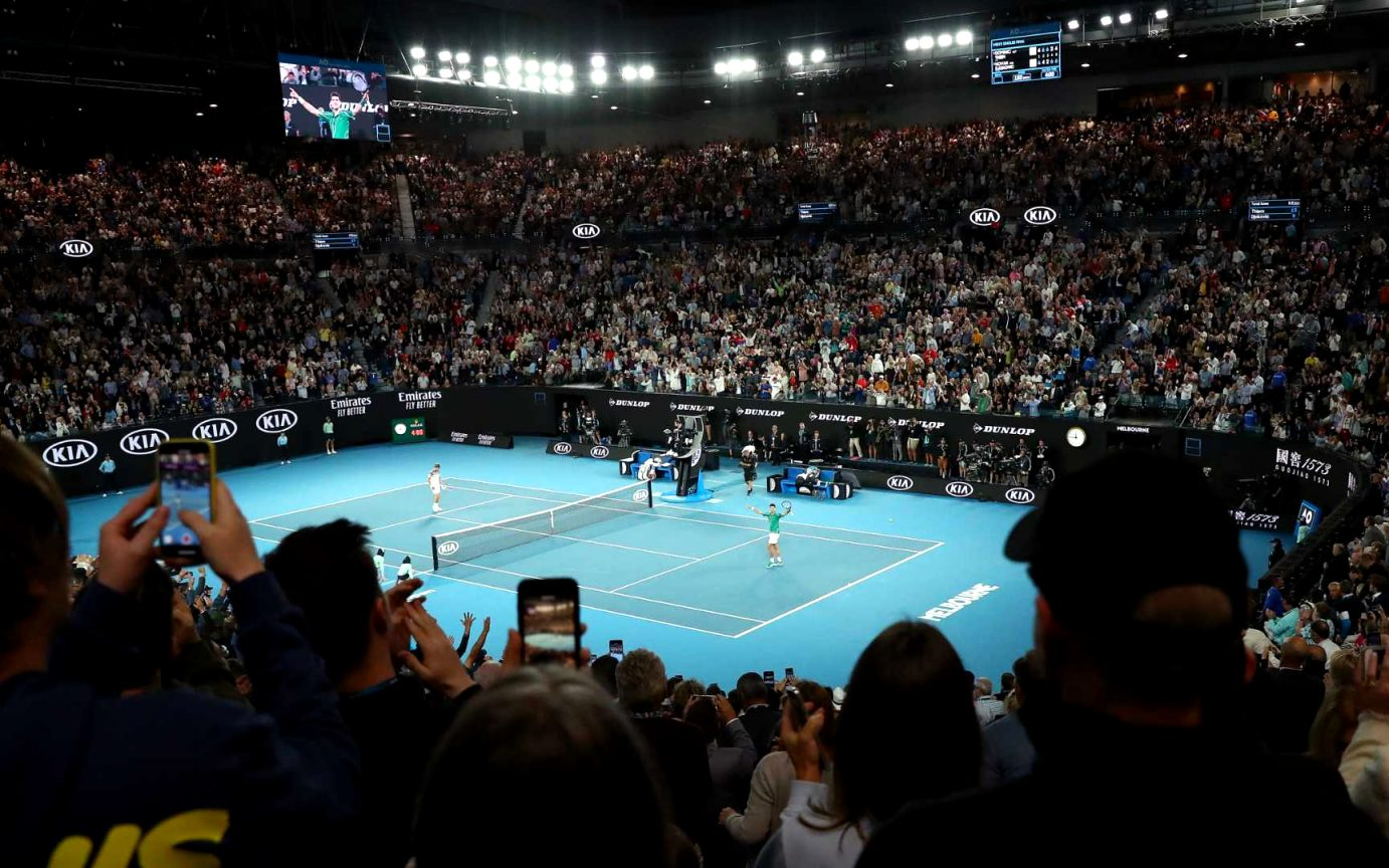 kia tennis competition 2021 Price and Release date