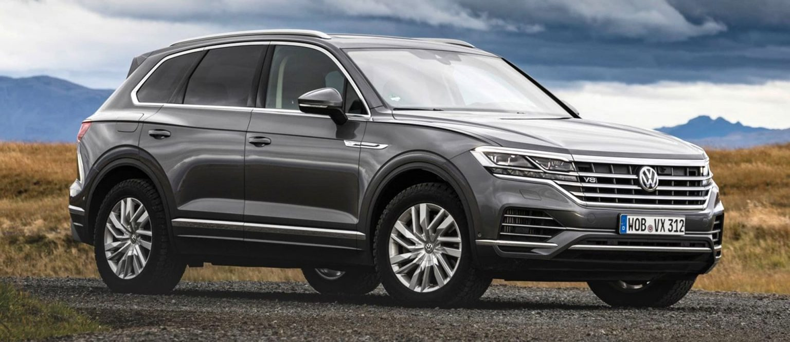 volkswagen touareg 2021 price in qatar Review and Release date