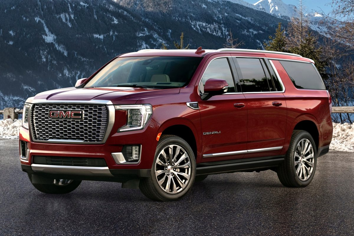 2021 GMC mpg New Review