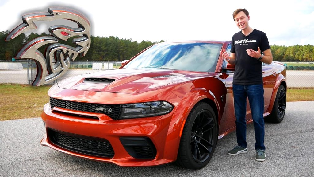 2021 dodge challenger youtube Performance and New Engine