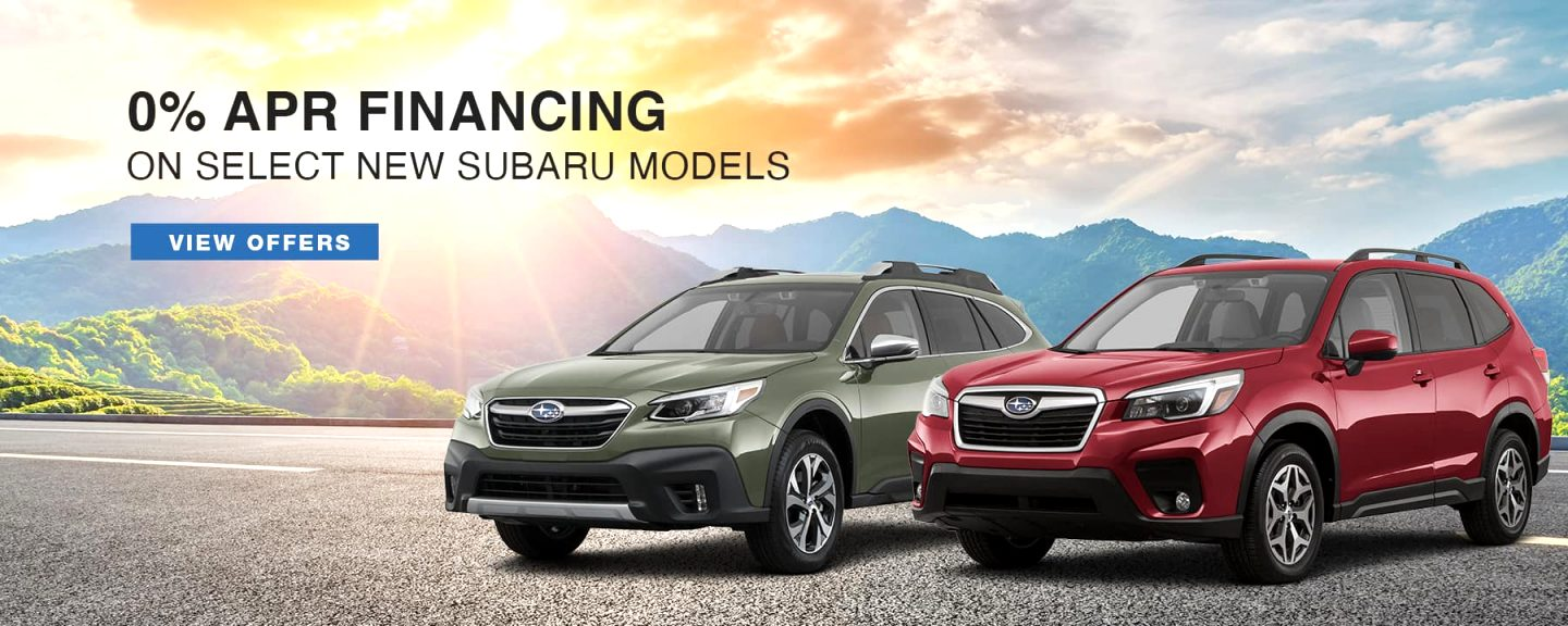 subaru dealer incentives 2021 New Model and Performance