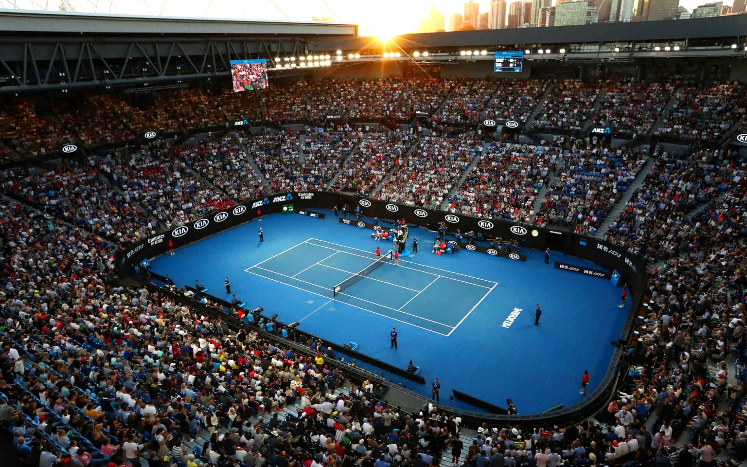 kia tennis competition 2021 Overview