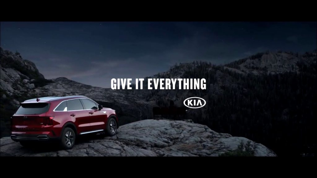kia advert 2021 Review and Release date
