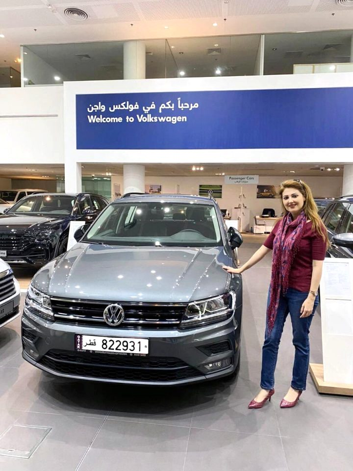 volkswagen touareg 2021 price in qatar Redesign and Review