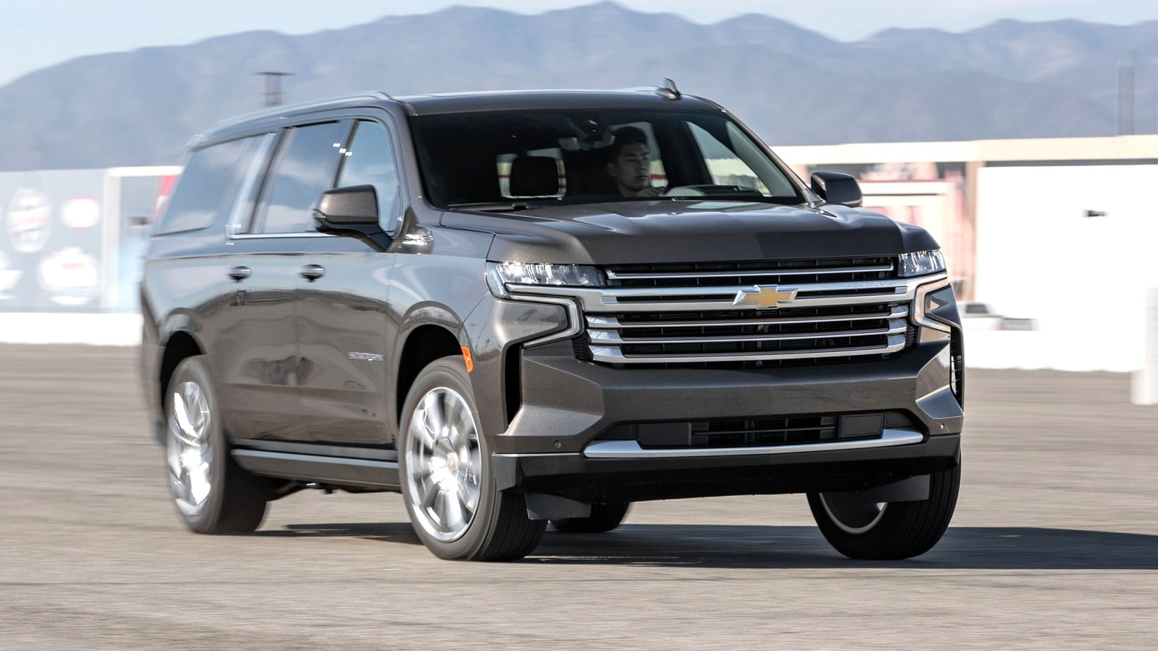 2021 chevrolet full size SUV New Model and Performance