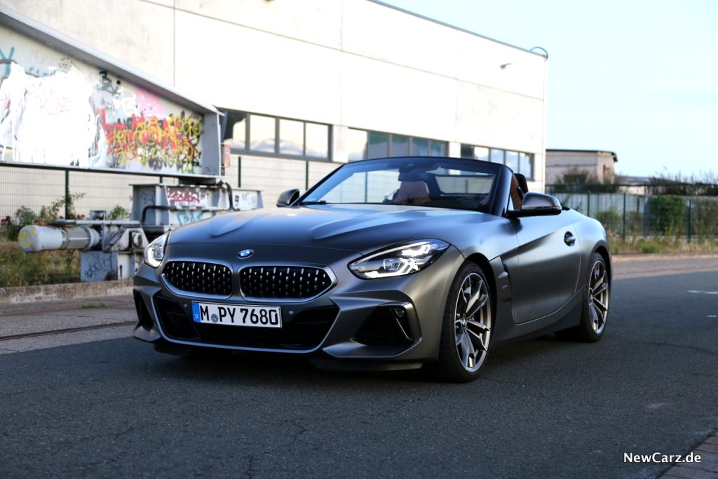 2021 BMW z4 m40i New Review
