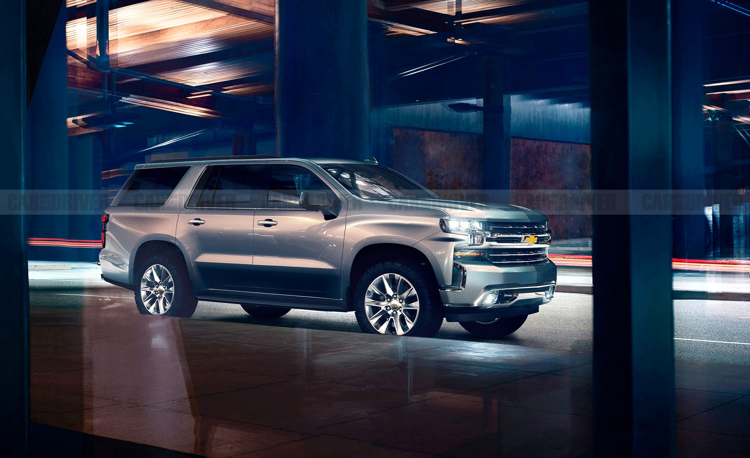 2021 chevrolet full size SUV Review