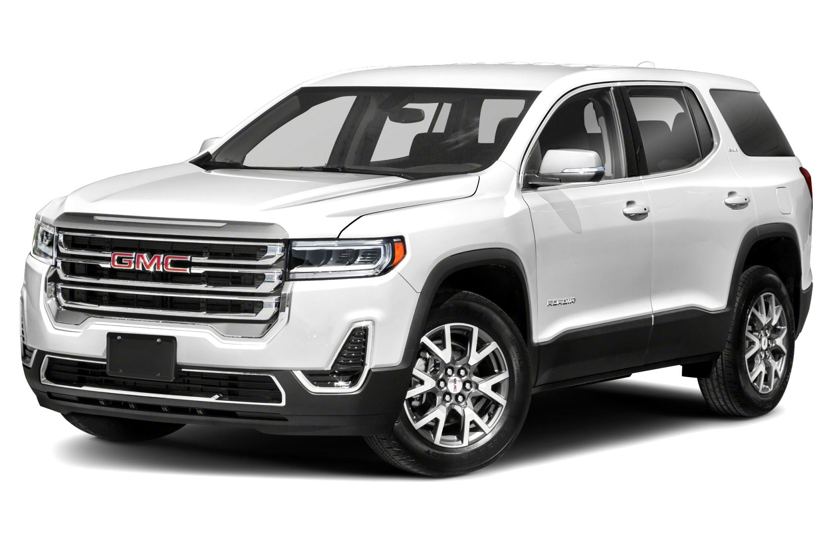 2021 GMC mpg Pictures