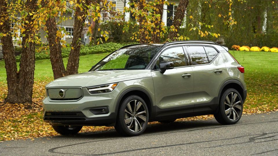 2021 volvo reviews Style