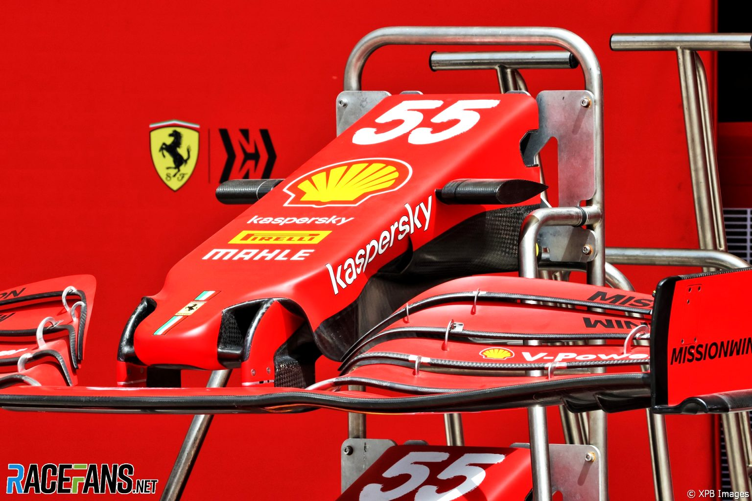 ferrari front wing 2021 Price, Design and Review