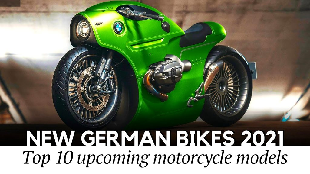 2021 BMW motorcycles Redesign and Concept