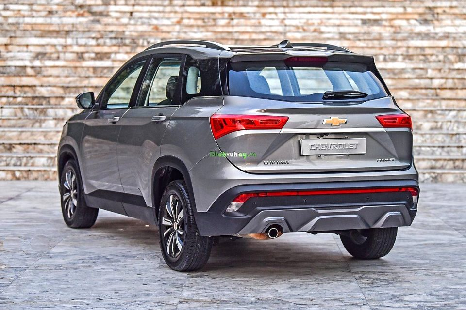 xe chevrolet captiva 2021 Price and Review