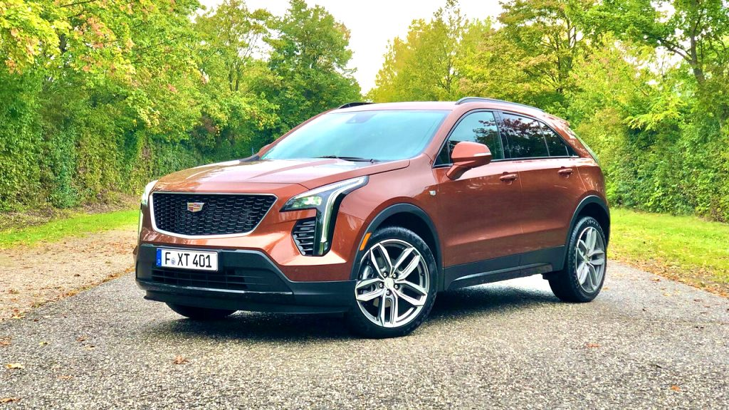cadillac xt4 2021 Price and Review