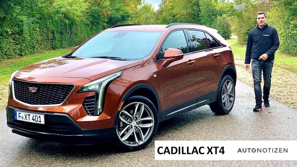 cadillac xt4 2021 Redesign and Concept