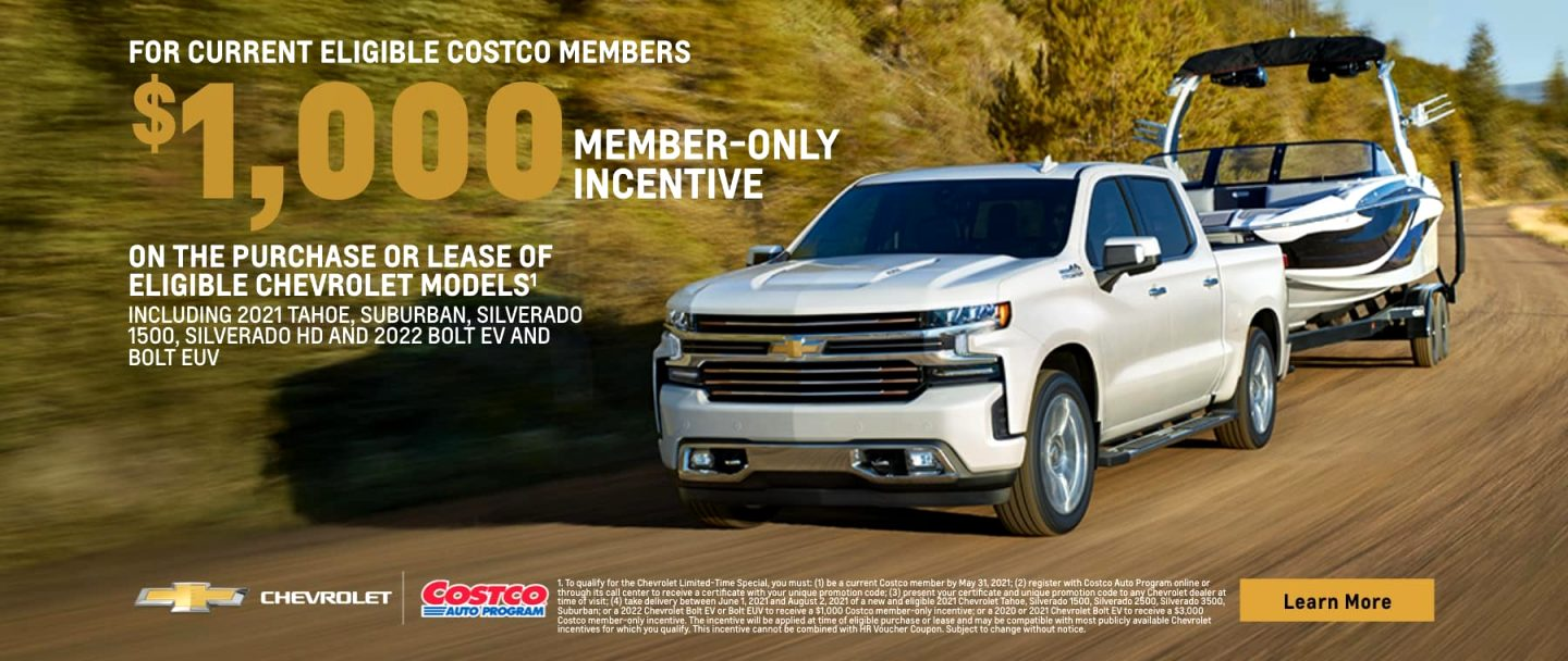 chevrolet july 2021 incentives Prices