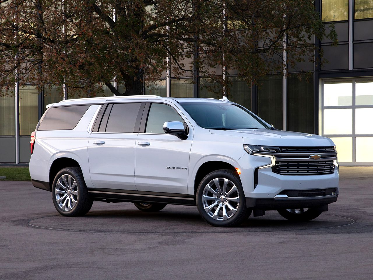 2021 chevrolet suburban Price and Release date