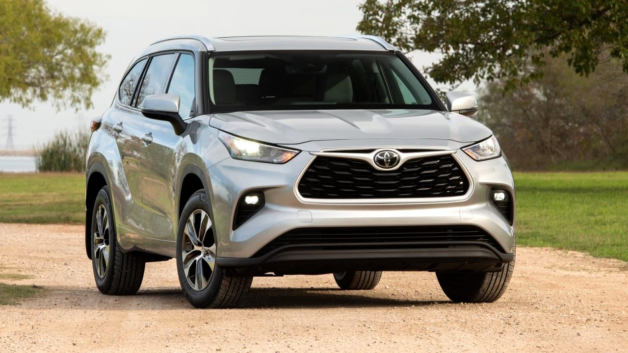 2021 toyota models Picture