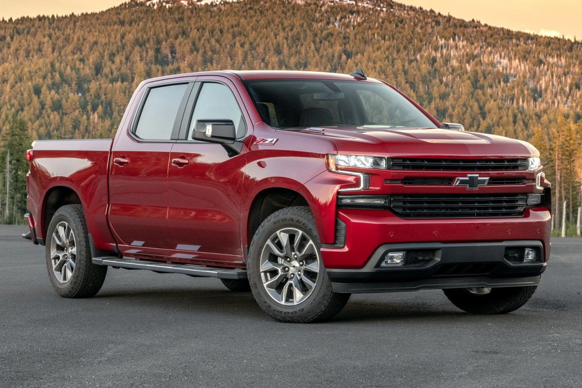 chevrolet july 2021 incentives Release Date