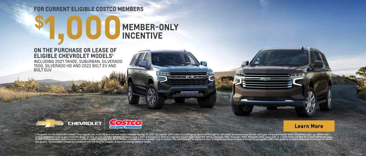 chevrolet july 2021 incentives Speed Test