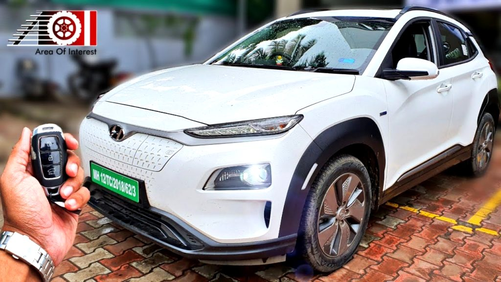 hyundai kona electric price in india 2021 Price and Review