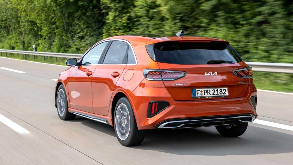 2021 kia ceed Concept and Review