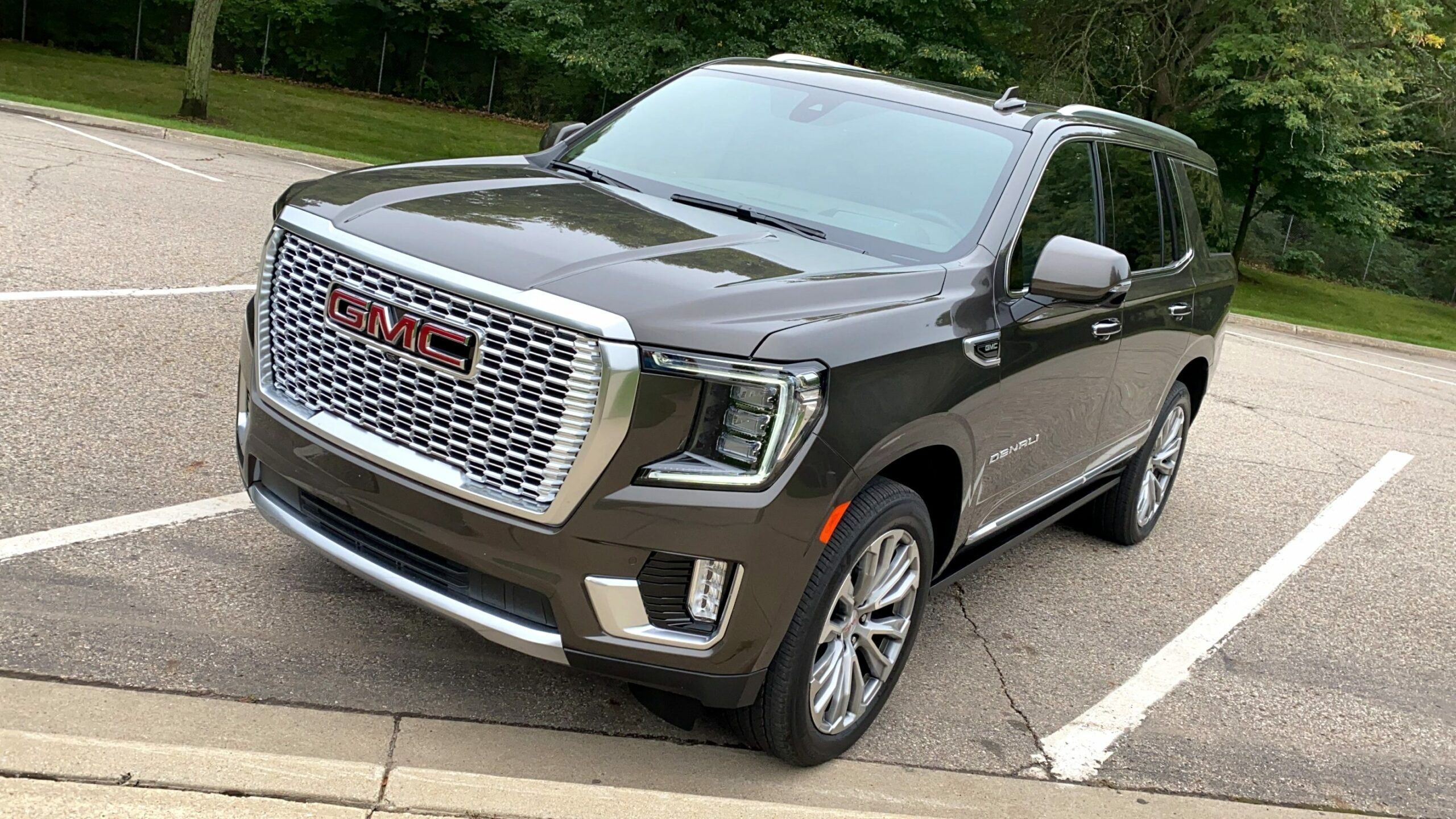 GMC SUV 2021 Specs and Review