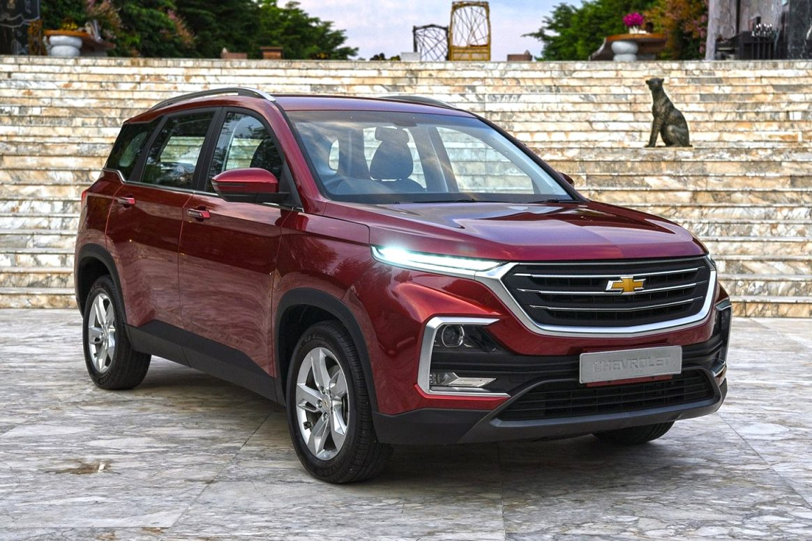 xe chevrolet captiva 2021 Review and Release date
