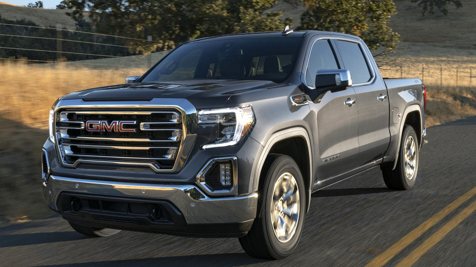 2021 GMC truck New Review