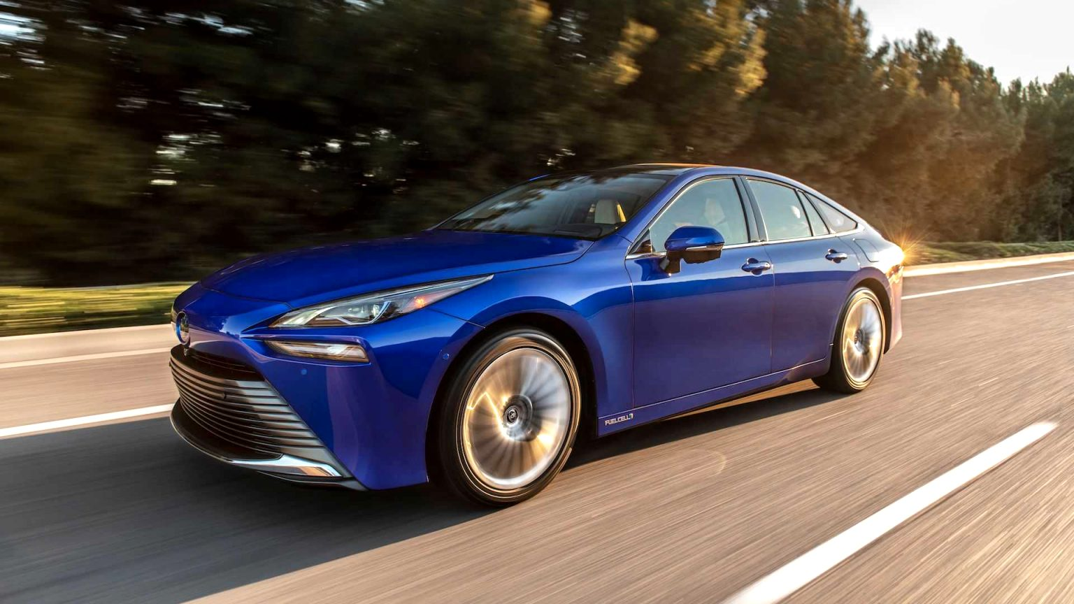2021 toyota models First Drive