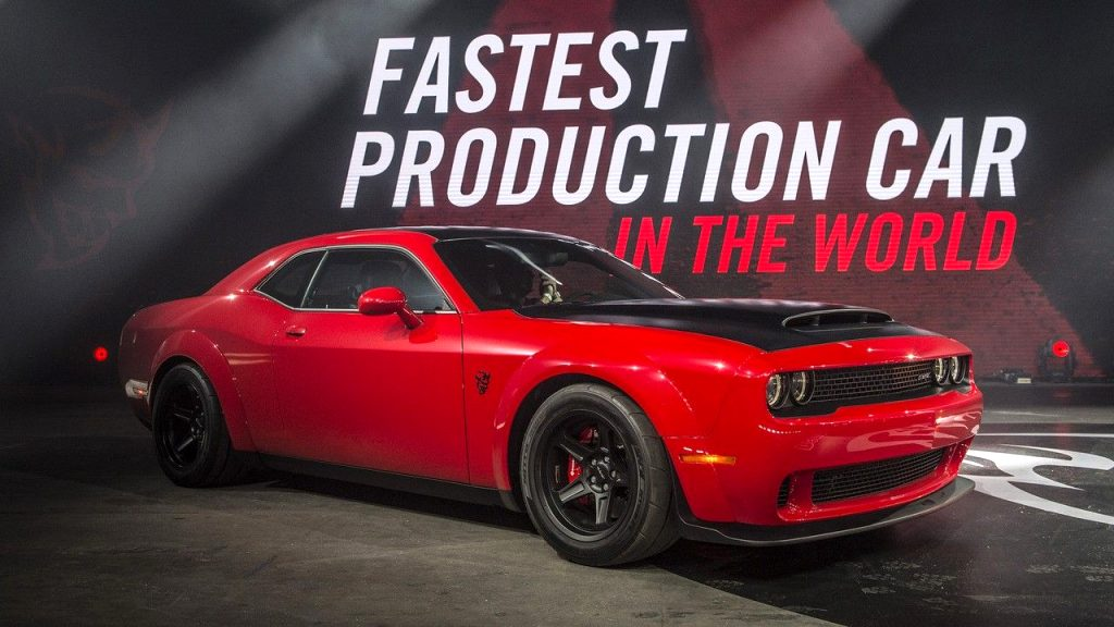 2021 dodge demon Price, Design and Review