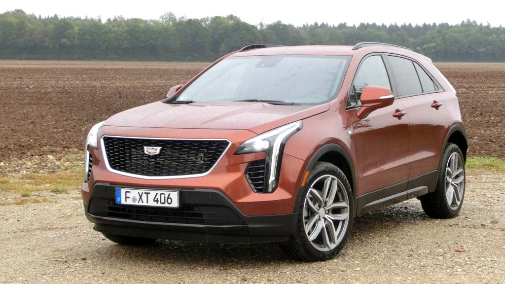 cadillac xt4 2021 Specs and Review