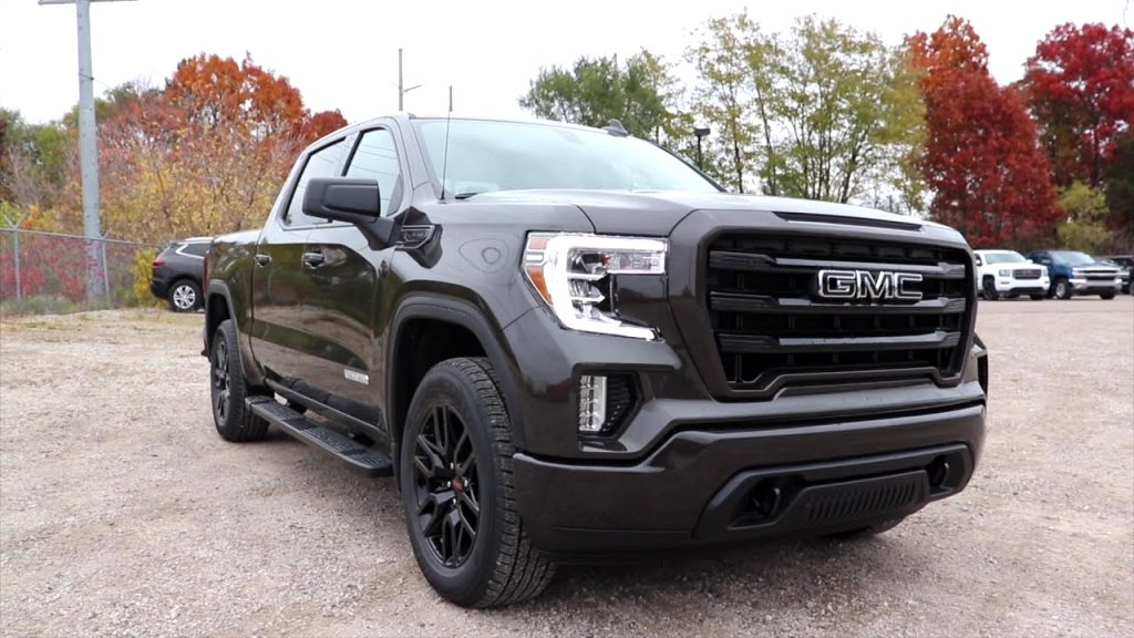 2021 GMC sierra elevation New Review