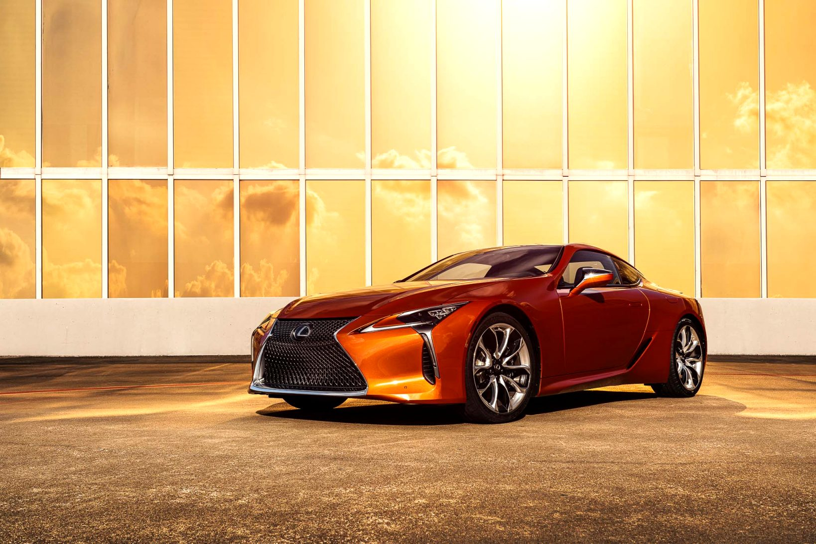 2021 lexus coupe Ratings