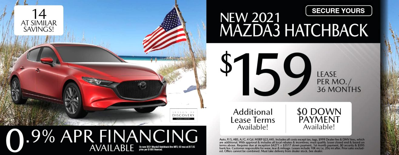 mazda lease deals 2021 New Review