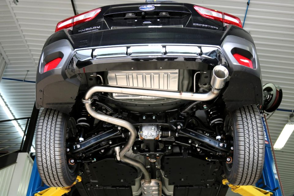 2021 subaru exhaust Specs and Review