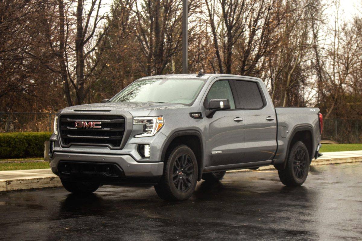 2021 GMC sierra elevation Redesign and Review