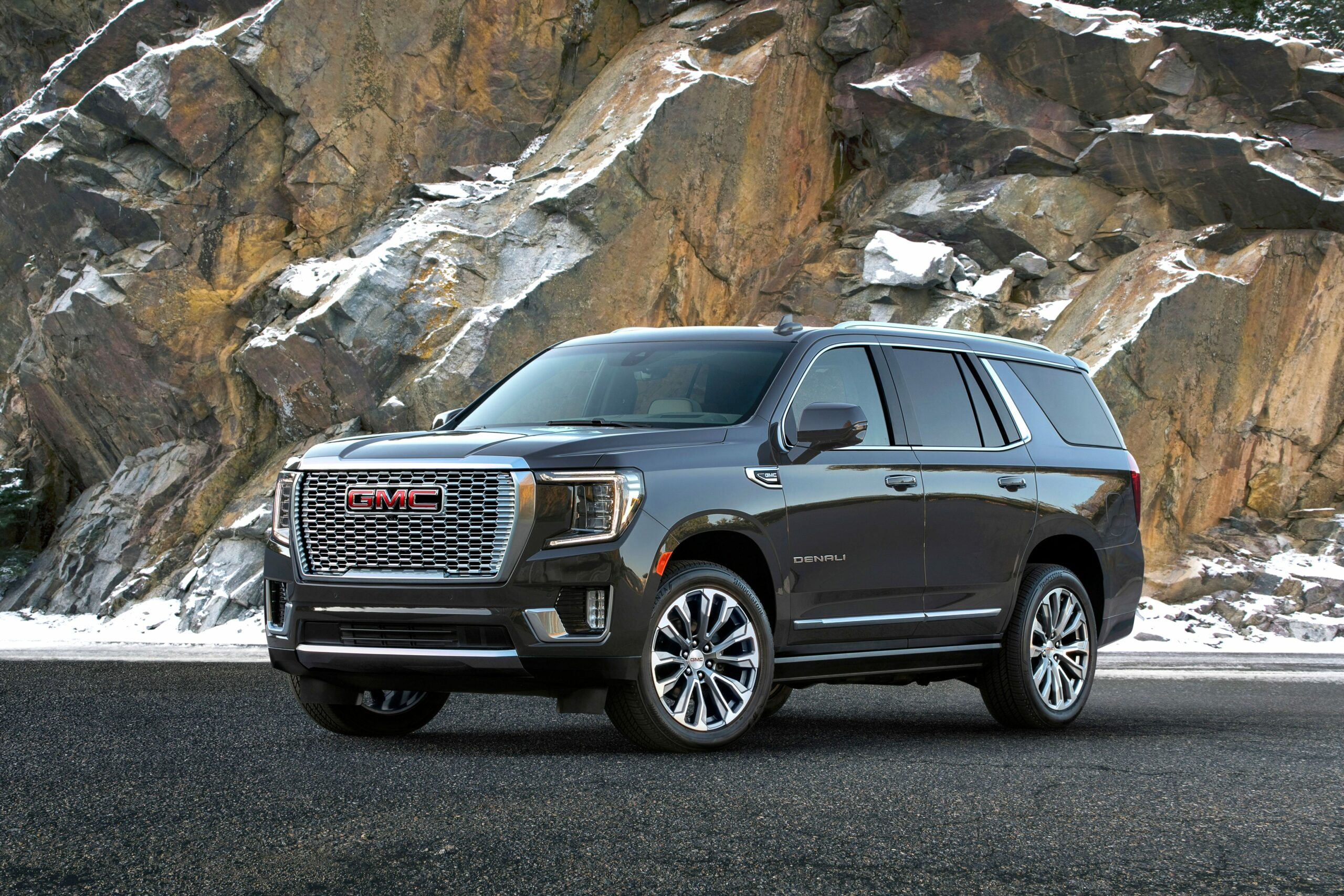 GMC SUV 2021 Price and Review