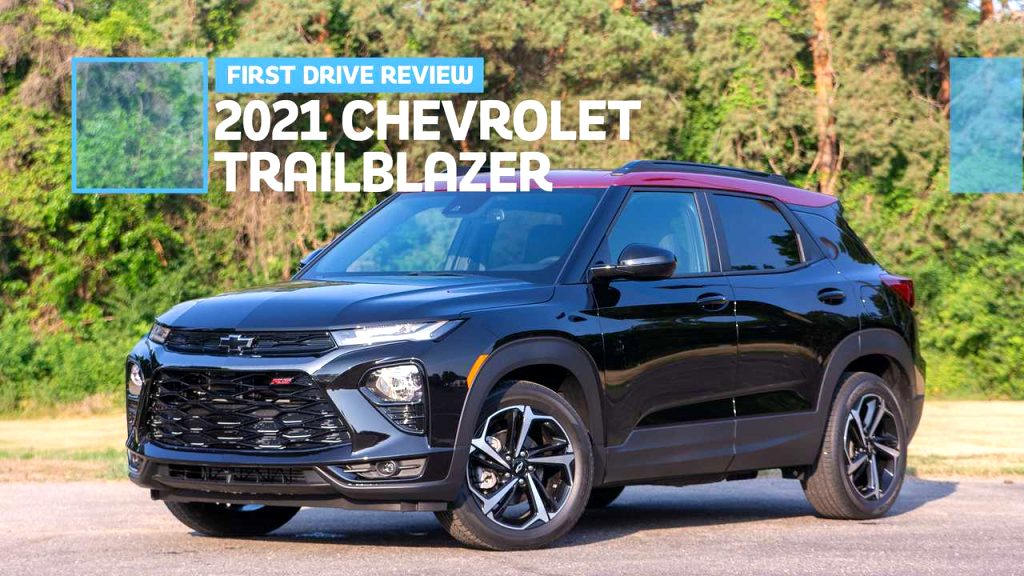 2021 chevrolet models First Drive
