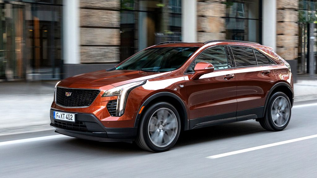 cadillac xt4 2021 Release Date and Concept