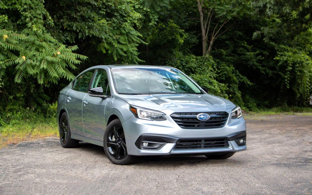 2021 subaru legacy Redesign and Review