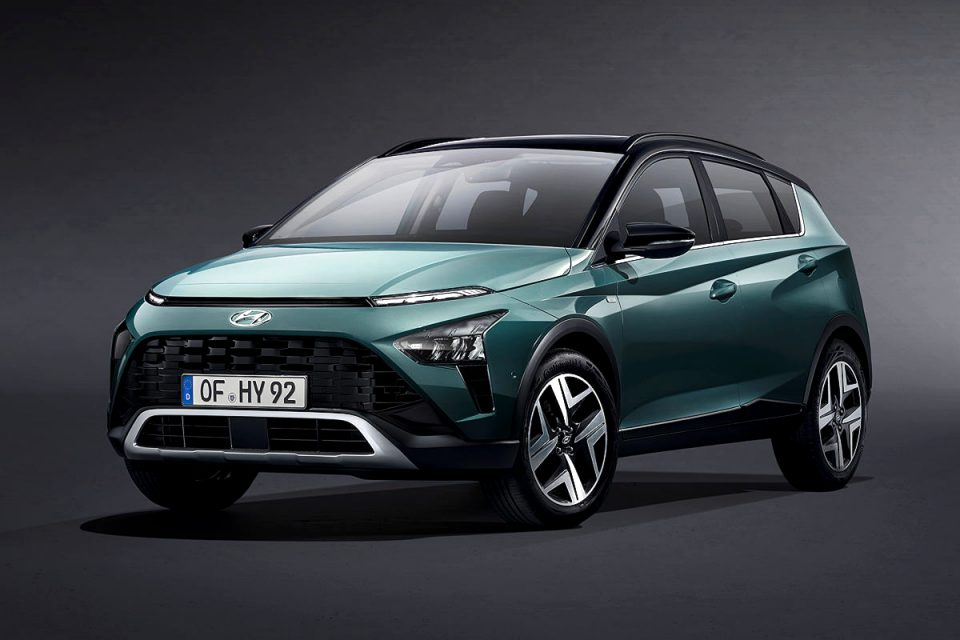 hyundai large SUV 2021 Pictures