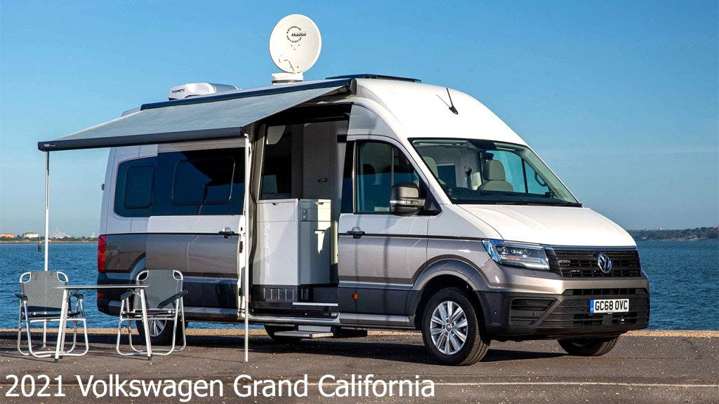 volkswagen california xxl 2021 Price and Review