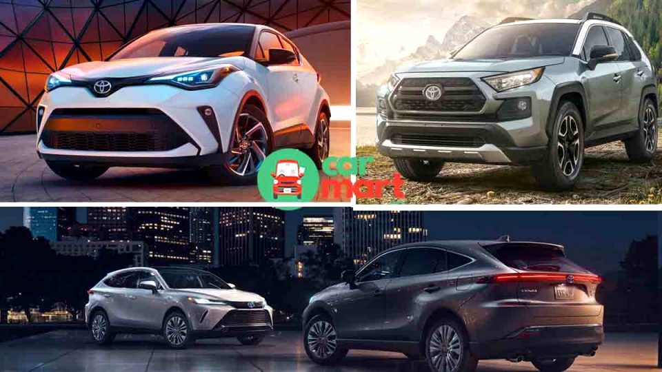 2021 toyota models Overview